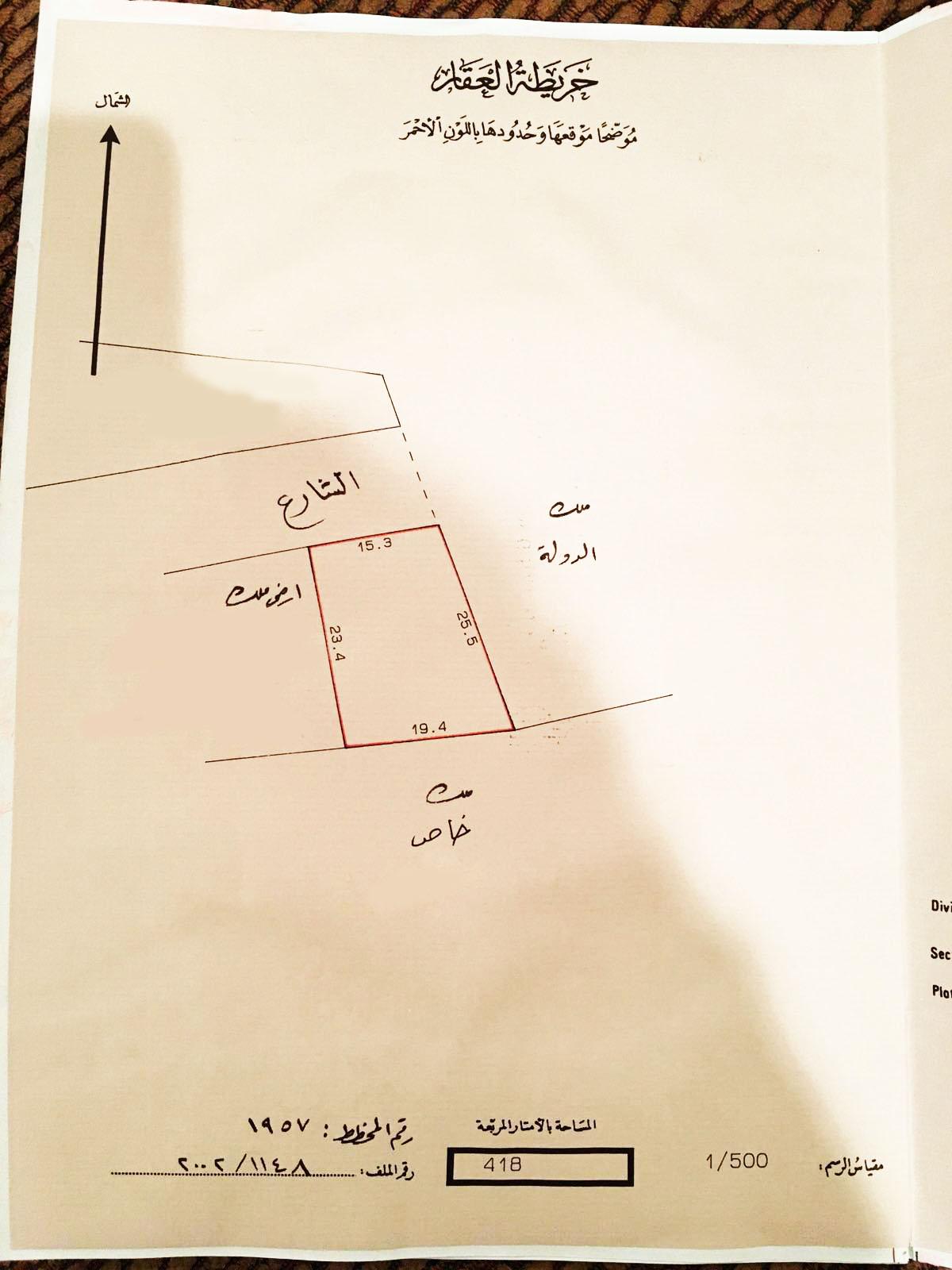 For Sale Land residential in Jid Ali Ref: JDA-AS-002
