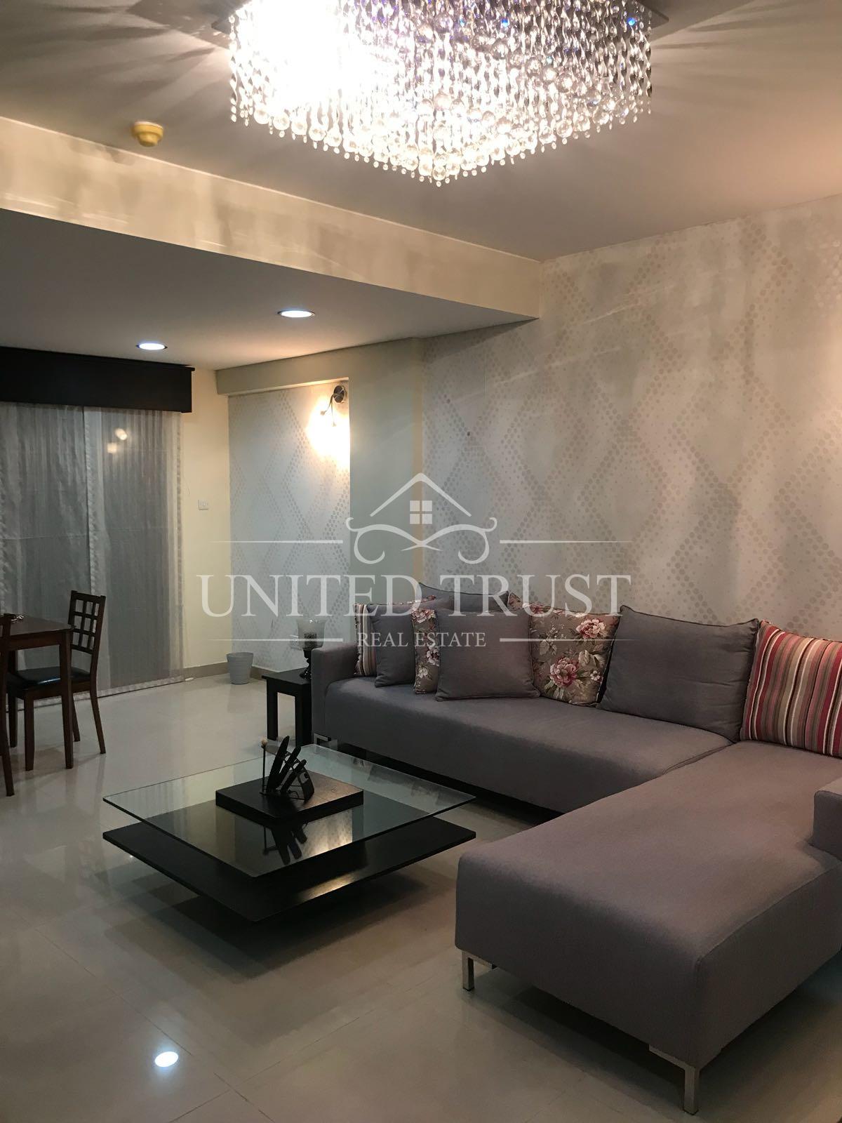 For rent flat in Amwaj tala island fully furnished Ref: AMW-AB-024