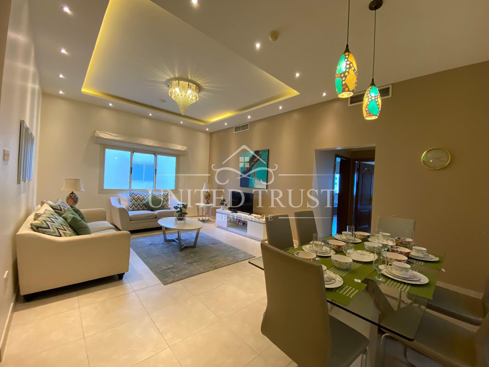 For Rent modern specious flat in Juffair Ref: JUF-MF-035