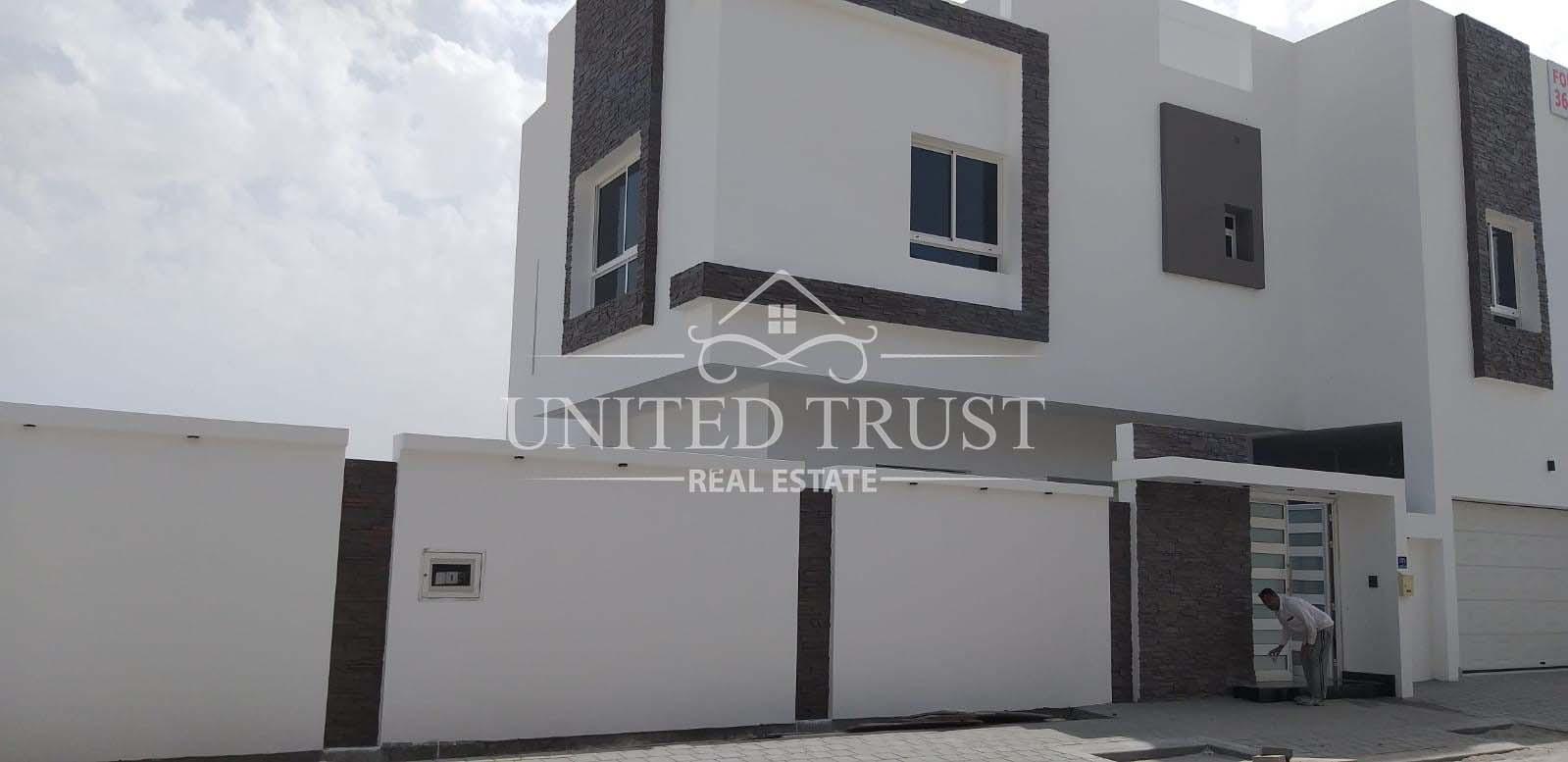 For sale villa in Sanad ,quality finishing REF: SAN-AB-026