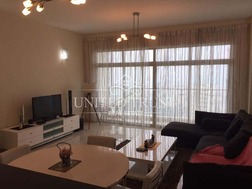 For sale  or rent  flat in Amwaj zawia sea view Ref:  AMW-AB-031