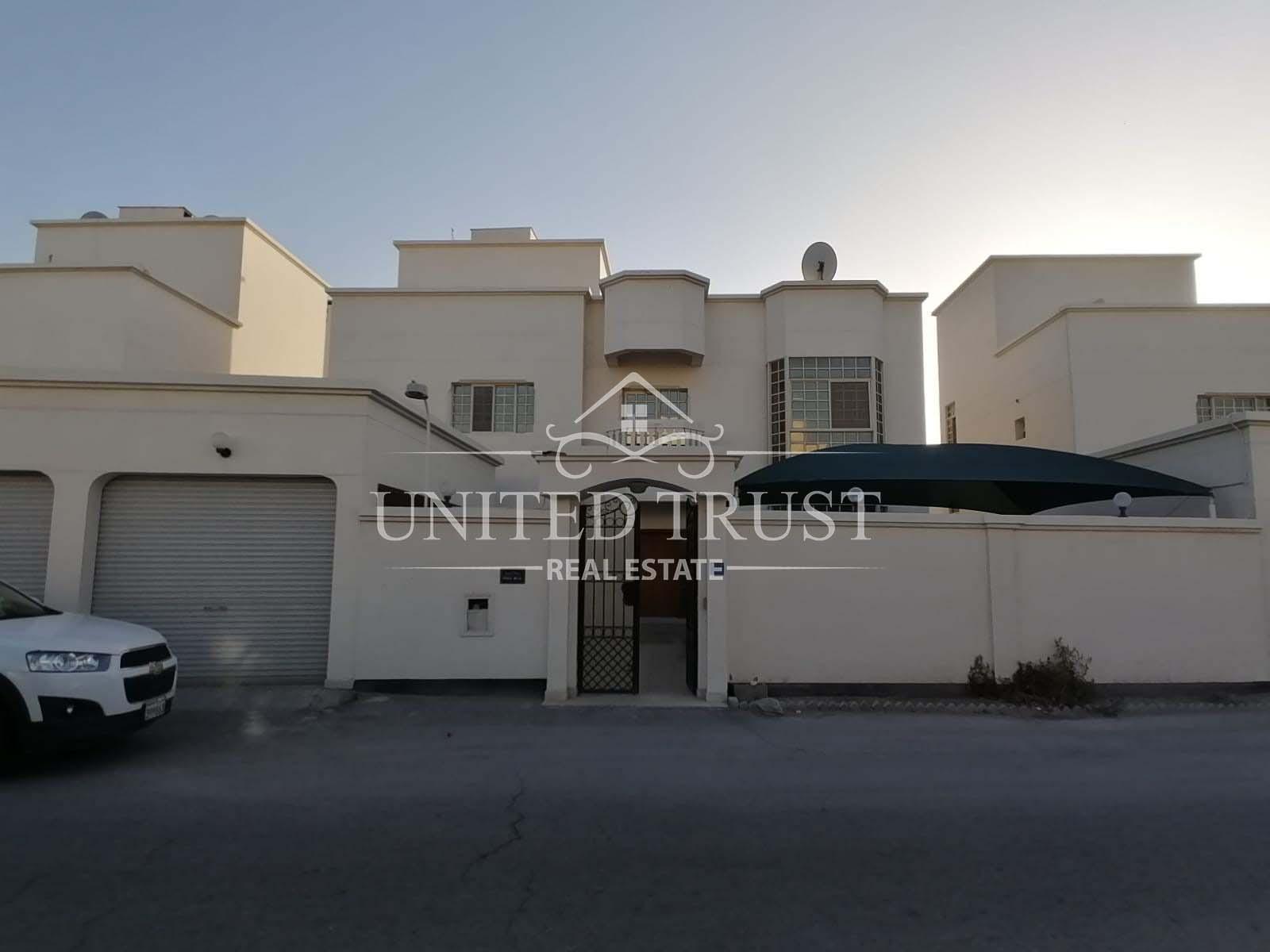 For rent semifurnished modern villa in tubli Ref: TUB-MB-011
