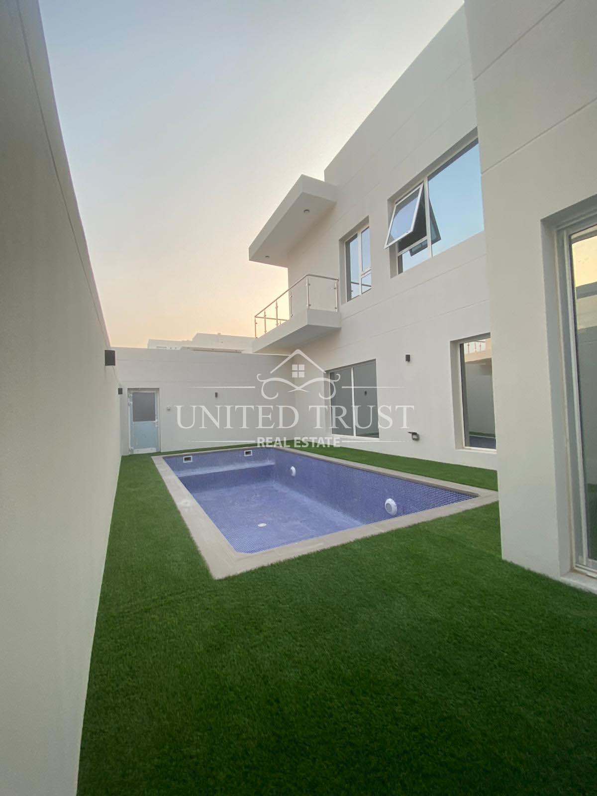 For Rent Brand New Luxury Villa in Al Hamalah Ref: HAM-SB-010