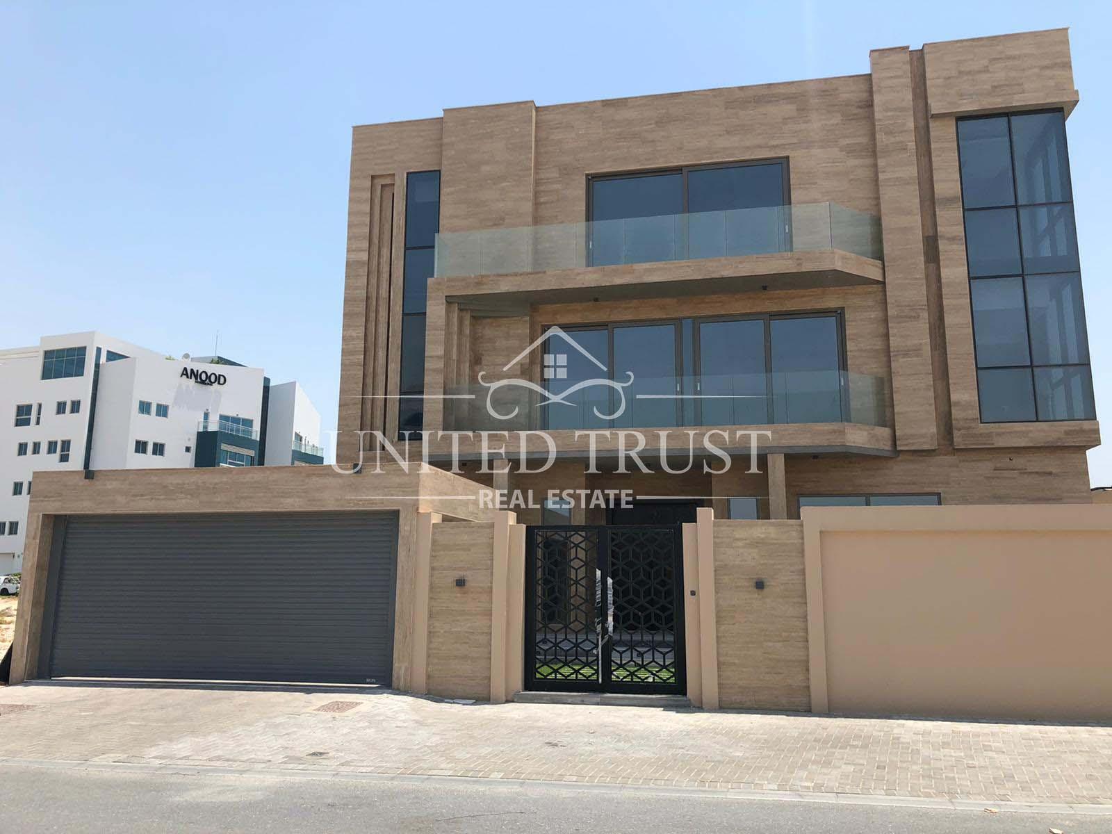 For sale villa in Amwaj island Ref: AMW-AB-032