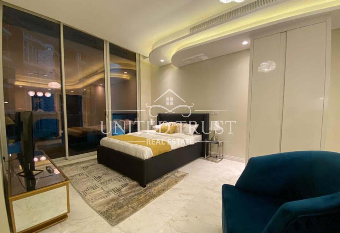 For Rent Luxury Studio Apartment in Bahrain Bay Ref: BBA-SB-011