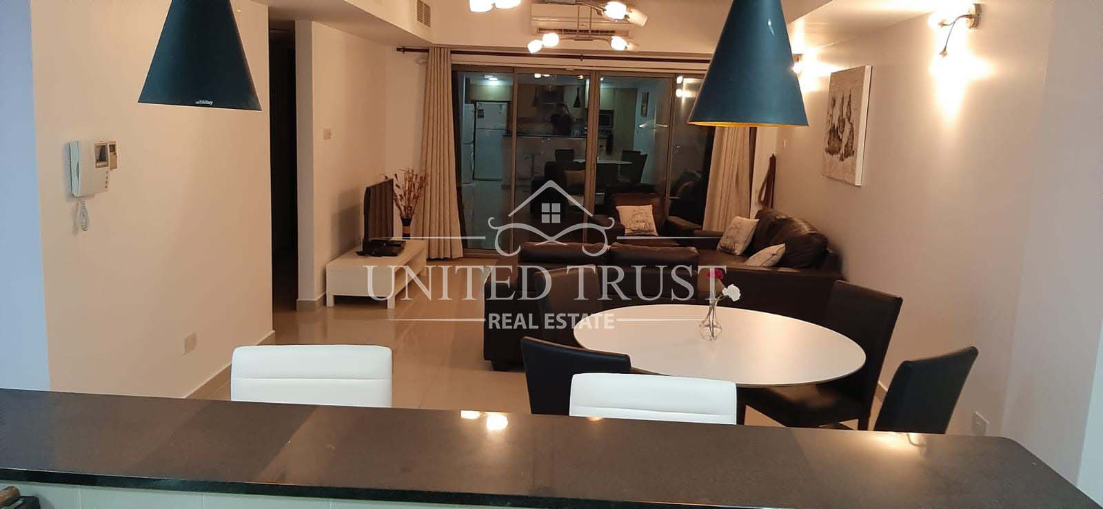 For rent Flat in Amwaj tala  prime location fully furnished . Ref: AMW-AB-033