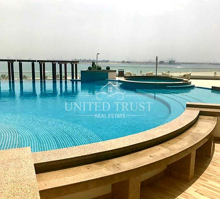 For rent delmunia prime location modern.fully furnished sea view. Ref: DEL-AB-006