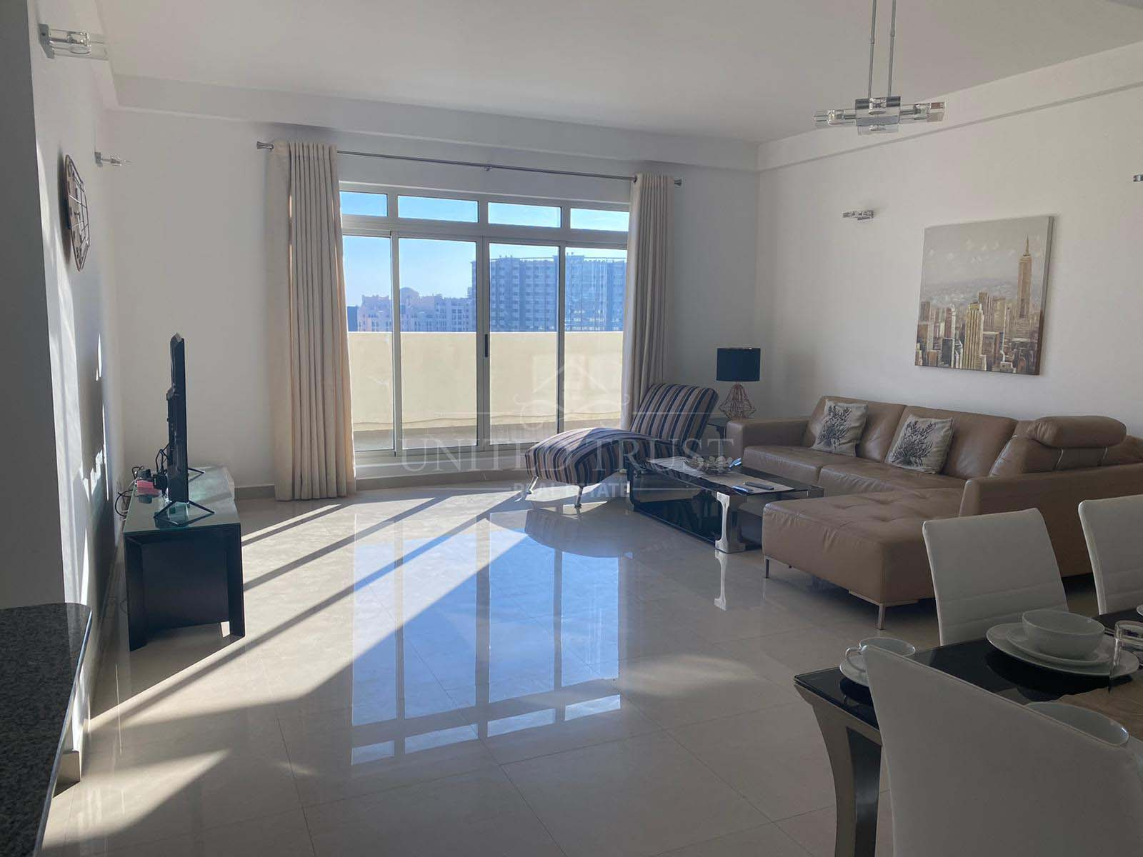 Pent house for rent in Amwaj Ref: AMW-MB-037