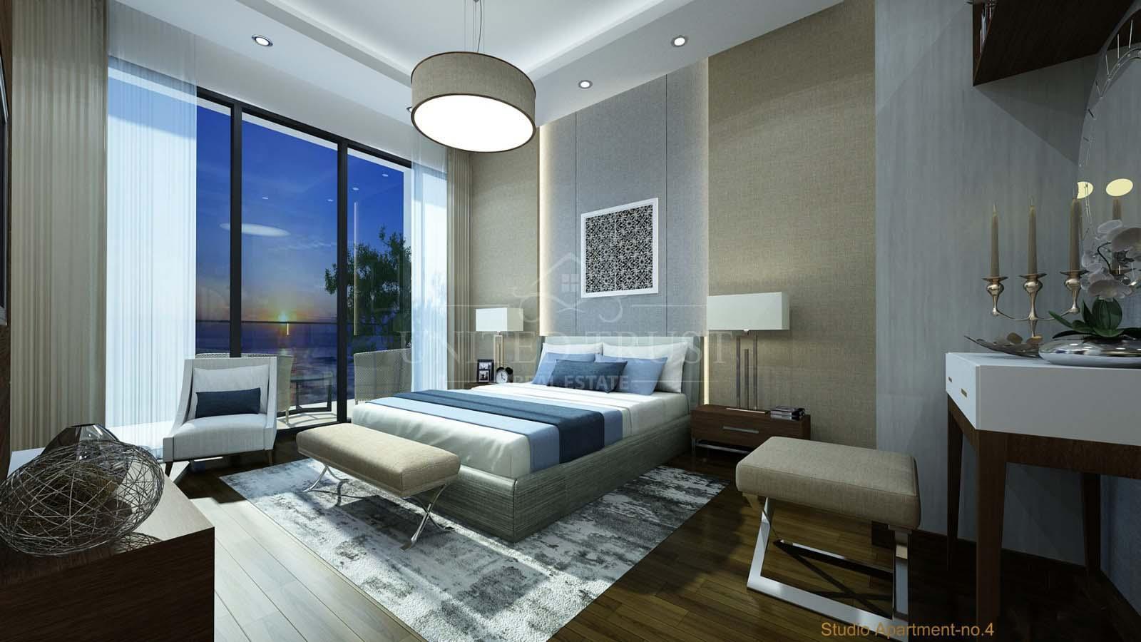 For Sale Brand New Luxury Apartment Ref: JUF-SB-085