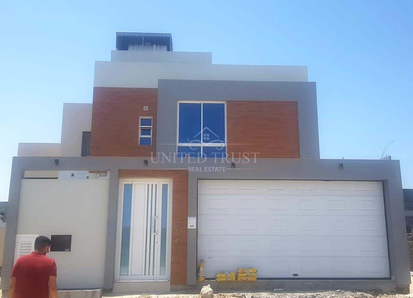 New Villa for Sale in AlMalkiya. Ref: MAL-MN-005