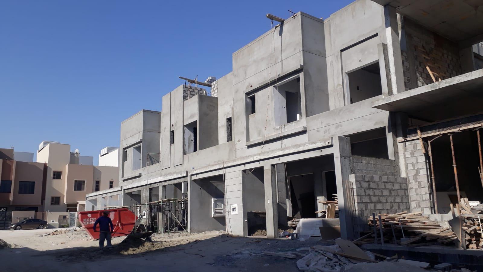Villa for Sale Under construction in Maqsha. Ref: MAQ-MN-001