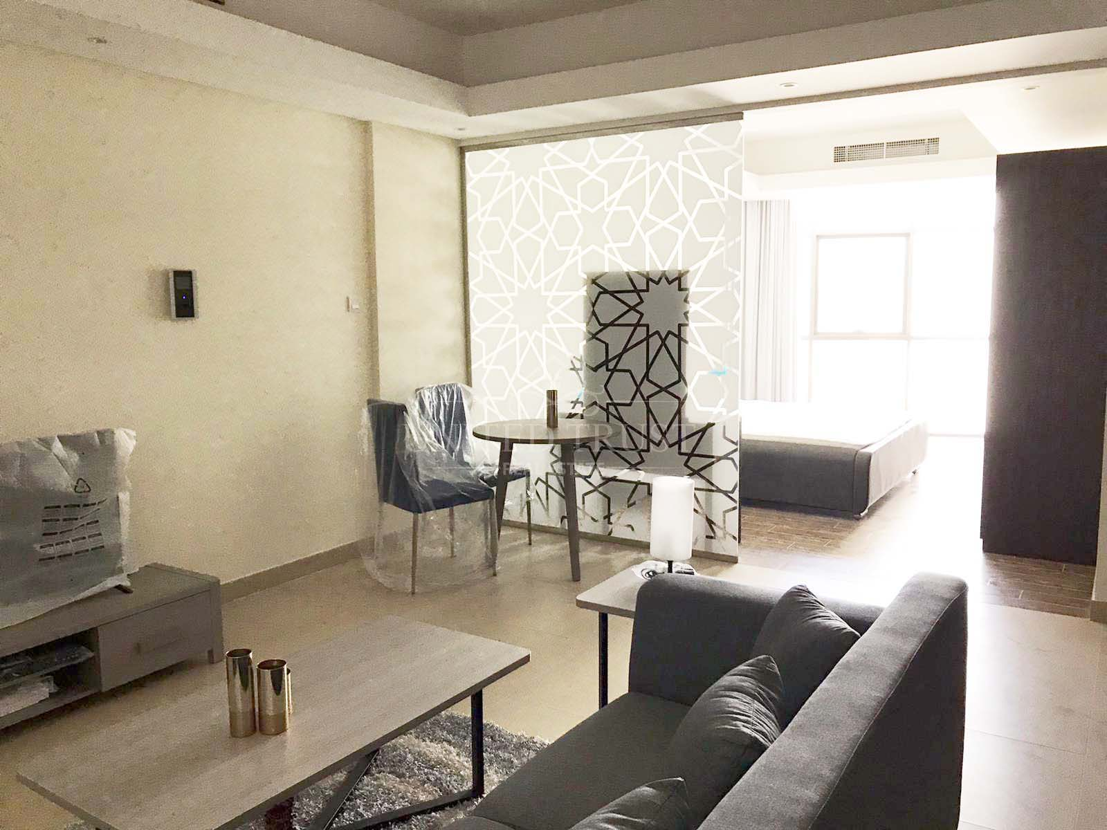 For rent a furnished Studio in Busaiteen Ref: BUS-AZ-026