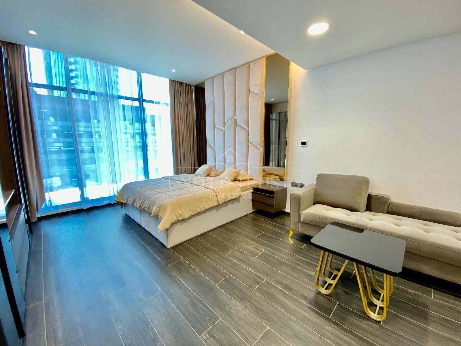 For Rent Luxury Apartment in Financial Harbour. Ref: MAN-MN-001