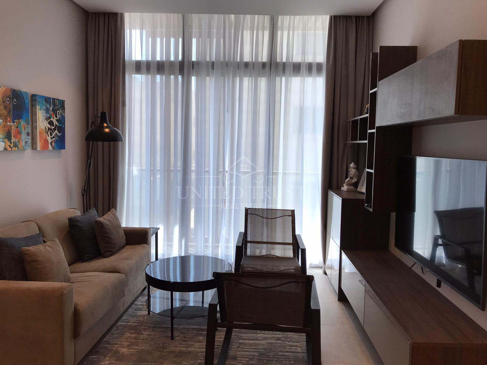 For rent a new furnished 1 bedrooms flat in Saar Ref: SAA-AZ-008