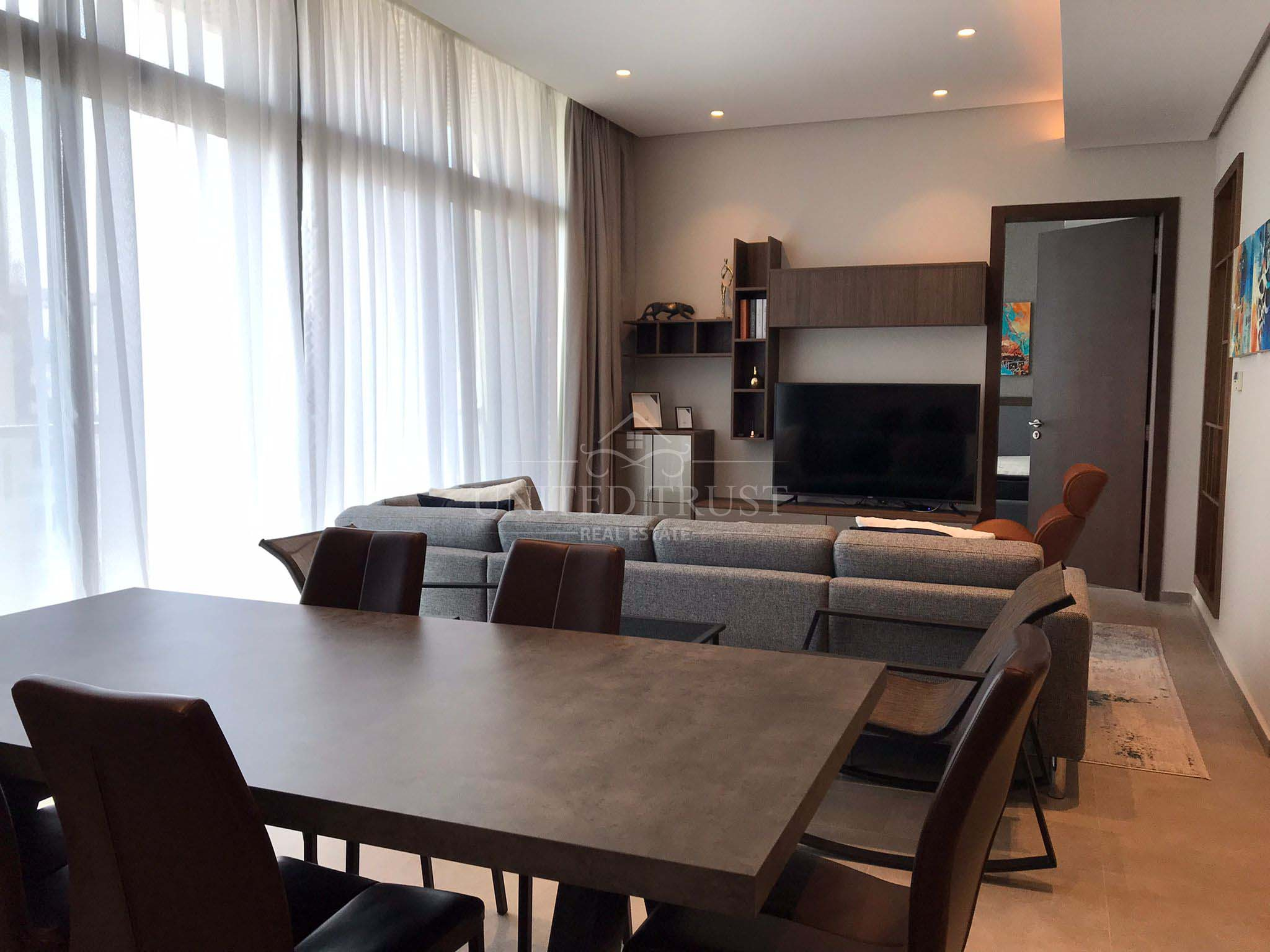 For rent a new furnished 3 bedrooms flat in Saar Ref: SAA-AZ-009