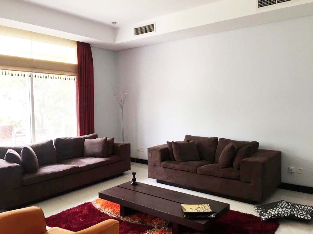 For rent Villa in Riffa views fully furnished lagoon. Ref: RIF-AB-021