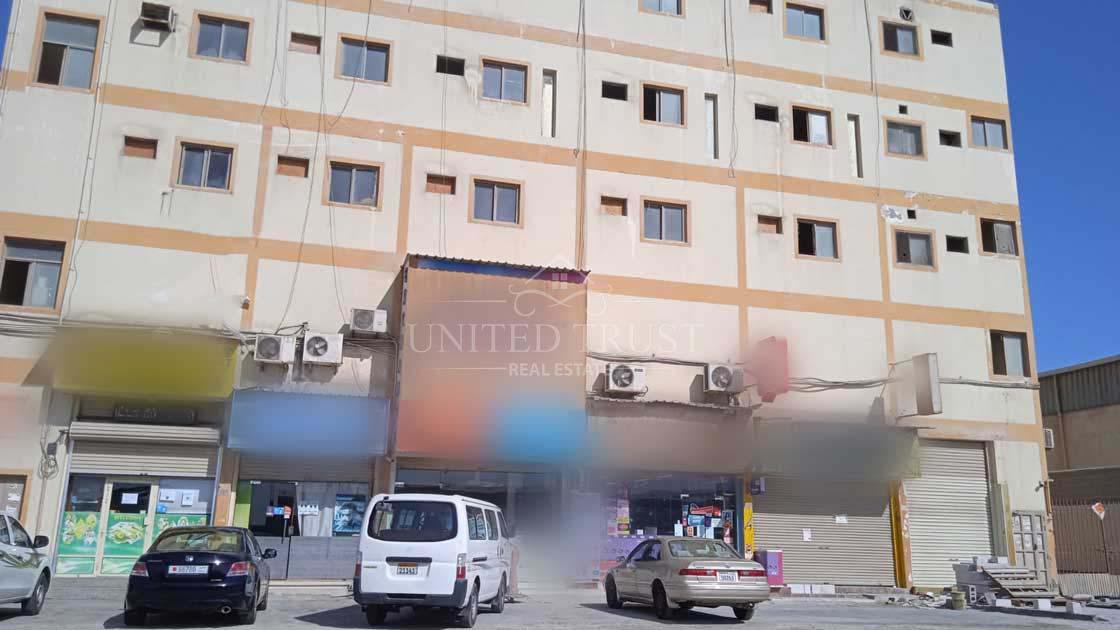 For rent labor accommodation in Ras Zuweid Ref: RZW-ES-001