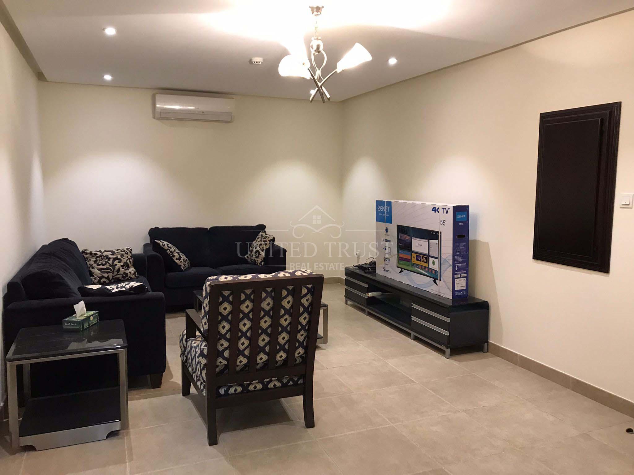 For rent a furnished 1 bedroom flat in Tubli Ref: TUB-AZ-032