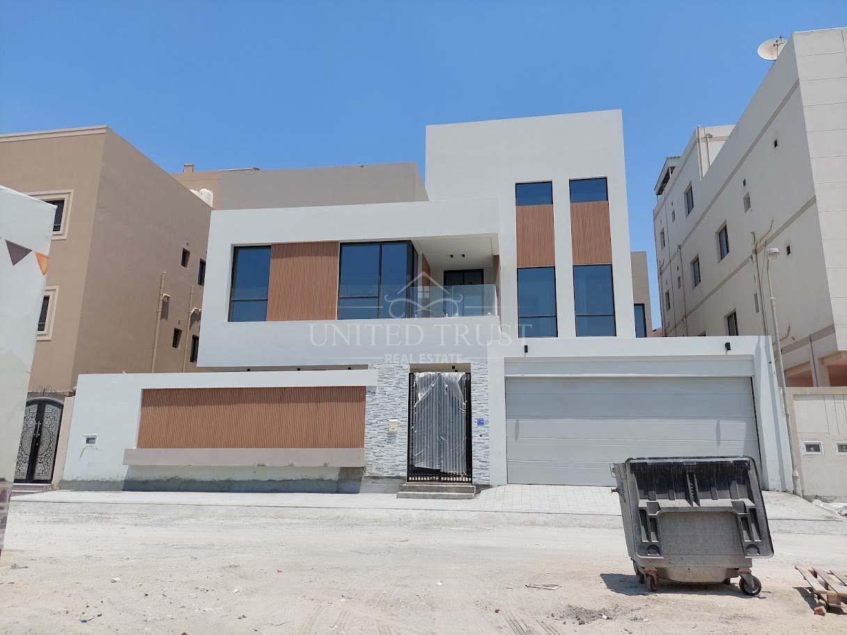 For sale a modern and new villa in Bu Quwah(Saraya 2). Ref: BUQ-MH-004